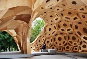 Arquitectura biomimetica