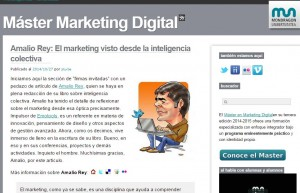 Portada blog Master Marketing Digital