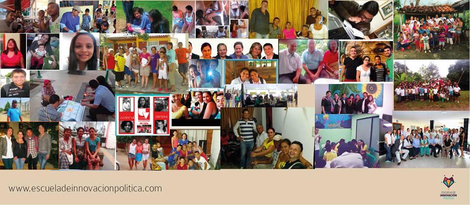 Imagen collage Escuela de Innovación Politica
