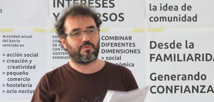 Tenemos que rebajar la ansiedad en los procesos colectivos (entrevista a Ricardo Amasté)